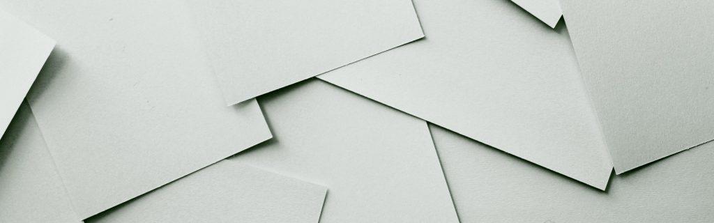 Pile de papier